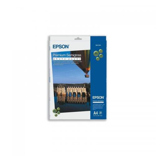 Epson Premium Semi-Glossy Photo Paper