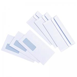 5 Star Value White DL Envelopes (Pkd 1000)