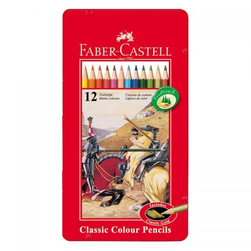 Faber-Castell Classic Colour Pencils
