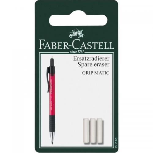 Faber-Castell Grip-Matic spare erasers