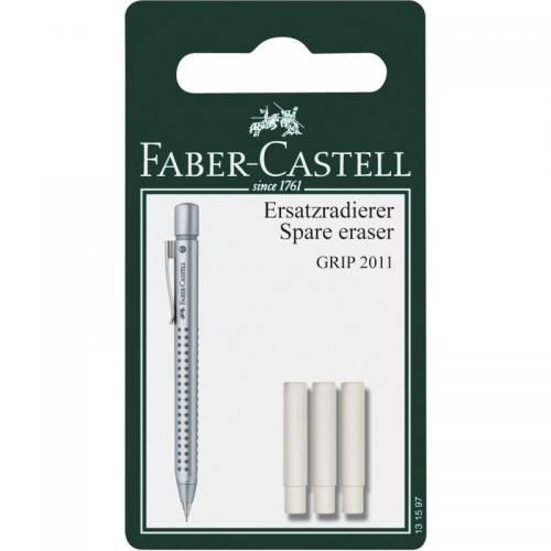 Faber-Castell Grip 2011 spare erasers