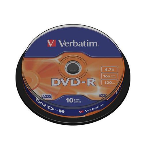 Verbatim Recordable DVD-R