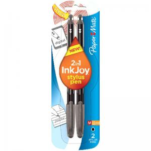 PaperMate Inkjoy 100 Stylus (Twin Pack)