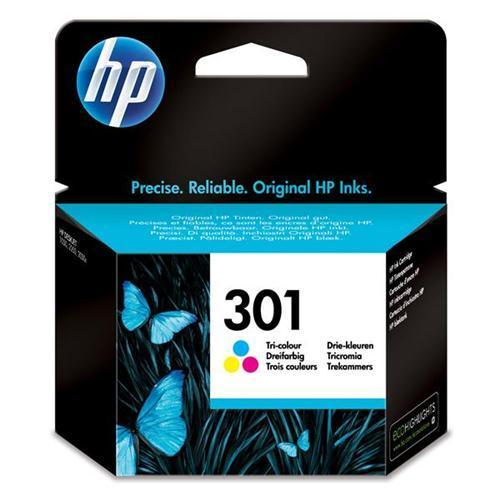HP 301 Inkjet Cart Colour CH562EE