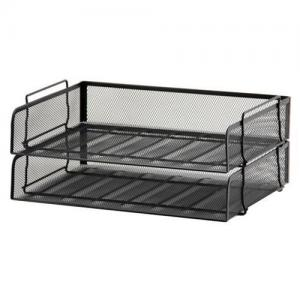 Wire Mesh Single Letter Tray - Landscape
