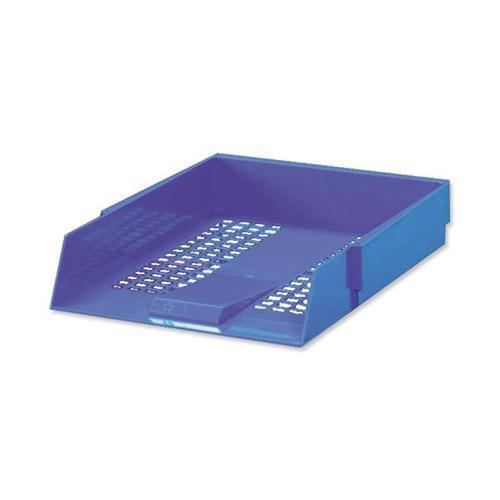 5 Star Office Desk Set Letter Tray