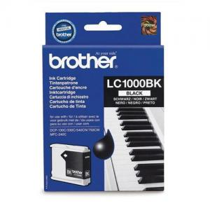 Brother Inkjet Cart Black LC1000BK