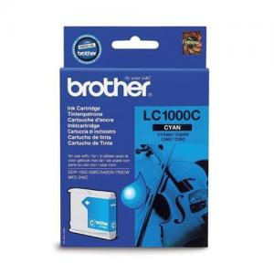 Brother Inkjet Cartridge Cyan LC1000C
