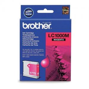 Brother Inkjet Cart Magenta LC1000M