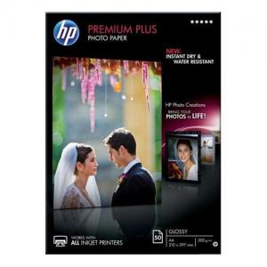HP Premium Plus A4 Photo Paper
