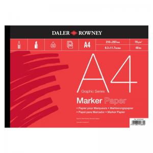 A-Series Marker Pad 70gsm