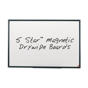 5 Star Office Magnetic Drywipe Board