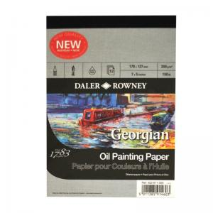 Georgian Oil Pad 250gsm