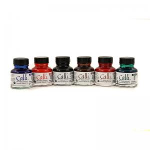 FW Artists' Calligraphy Colour Ink 6 set