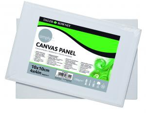 Daler-Rowney Simply Canvas Panel