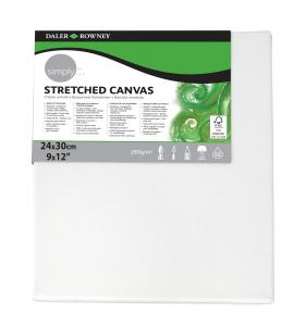 Daler-Rowney Simply Stretched Canvas