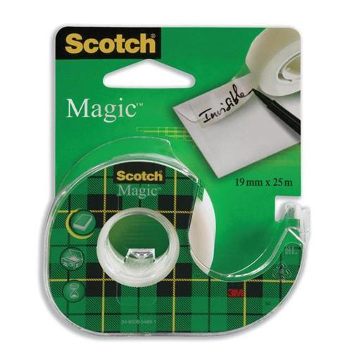 Scotch Magic Tape Plastic Dispenser