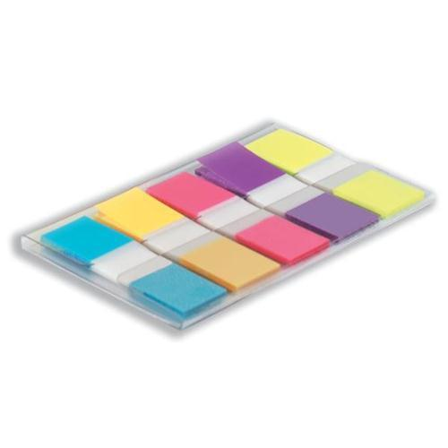 3M Post-it Portable Bright Index Small