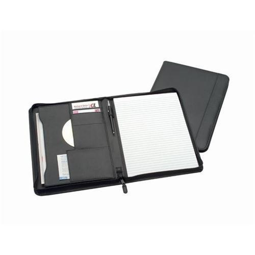 5 Star Office Zipped Conference Folder