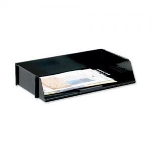 5 Star Office Desk Set Wide Entry Letter Tray