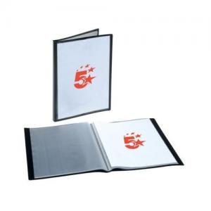 5 Star Office Personalisable Display Books