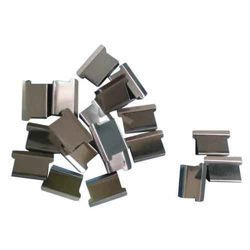 5 Star Office Ultra Clip 60 Refills - Stainless Steel (Pkd 100)