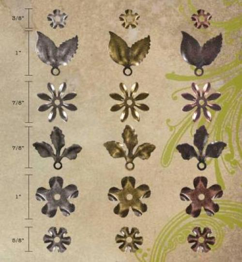 Tim Holtz Foliage (18 Pack)