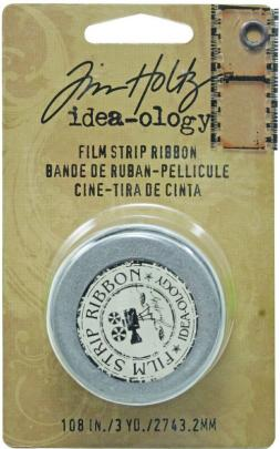 Tim Holtz Filmstrip Ribbon (3 yds.)