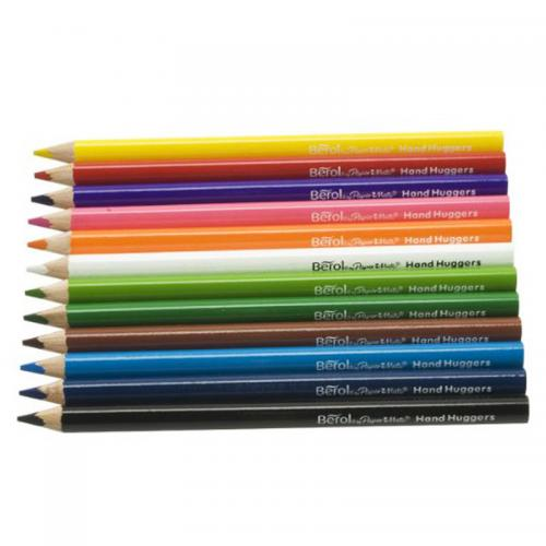 Berol Handhugger Colouring Pencils (Assorted)