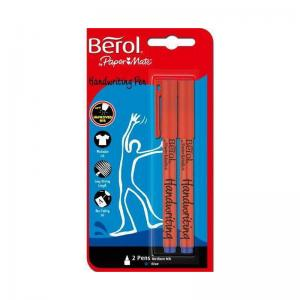 Berol Handwriting Medium (Twin Pack)