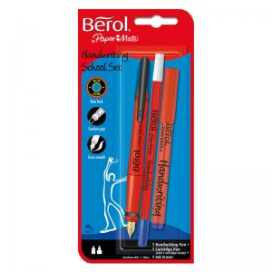 Berol Handwriting School Set