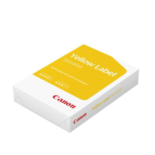Canon A3 Yellow Label Standard Paper 80gsm White