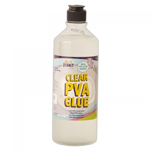 Craft Planet Clear PVA Glue 600ml