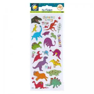 Craft Planet Fun Stickers - Dinosaurs