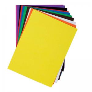 "Craft Planet 9 x 12"" Funky Foam Sheets (10pk, 2mm Thick)"