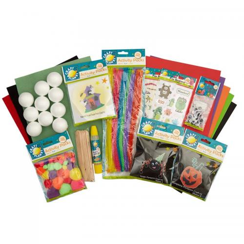 Craft Planet Goody Bag - Halloween