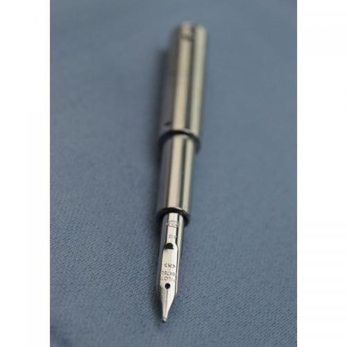 Pilot Capless Fountain Pen Rhodium replacement nib