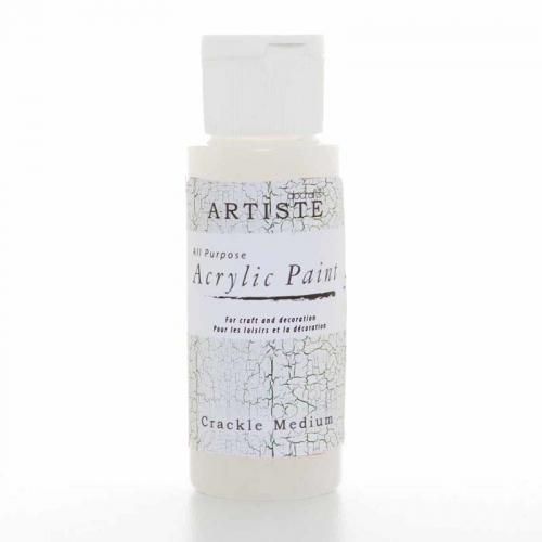 Artiste Speciality Medium (2oz) - Crackle Medium