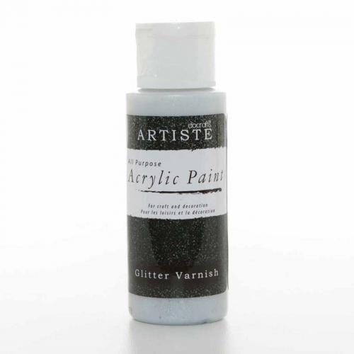 Artiste Speciality Medium (2oz) - Glitter Varnish