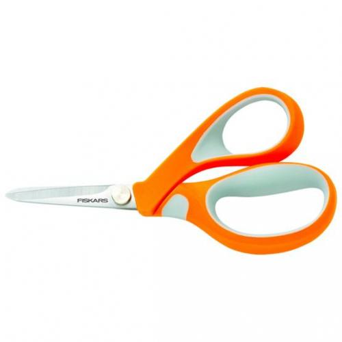 Fiskars Razor Edge Softgrip Scissors 13cm
