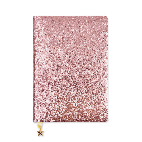 GO All That Glitters A5 Notebook - Ruled