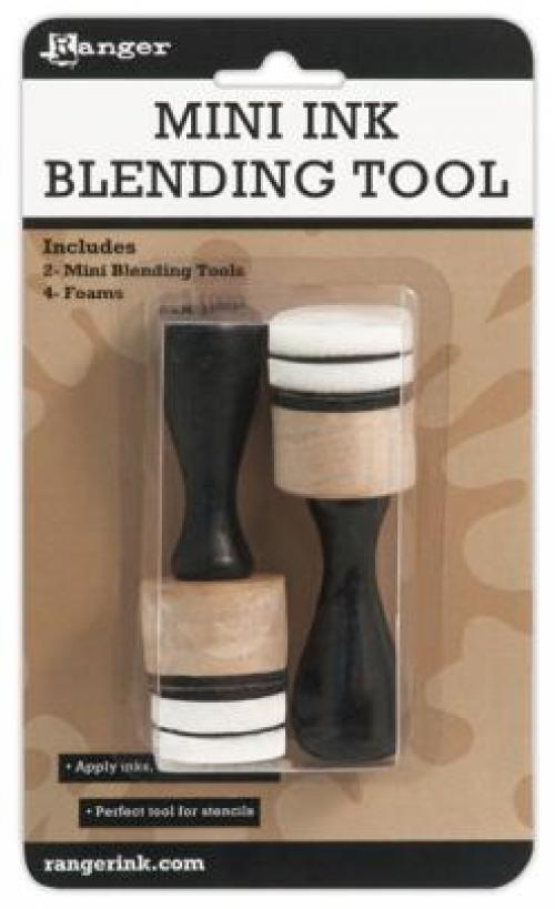 "Mini Ink Blending Tool 1"" Rnd"