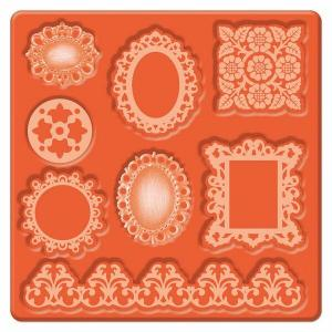 Mod Podge Mold - Ornaments