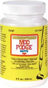 Mod Podge Brushstroke Medium Matte