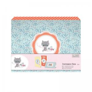 Papermania Stationery Pack - Little Meow