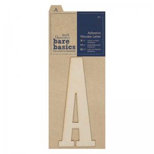 Papermania Adhesive Wooden Letter (1pc)