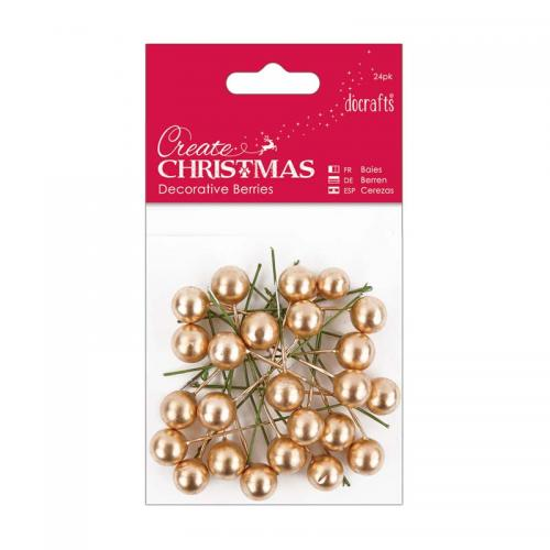 Decorative Berries (24pk)