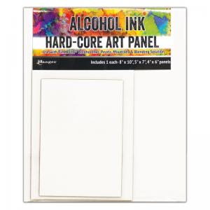 Ranger Alcohol Ink Hard-Core Art Panels - Rectangle Set