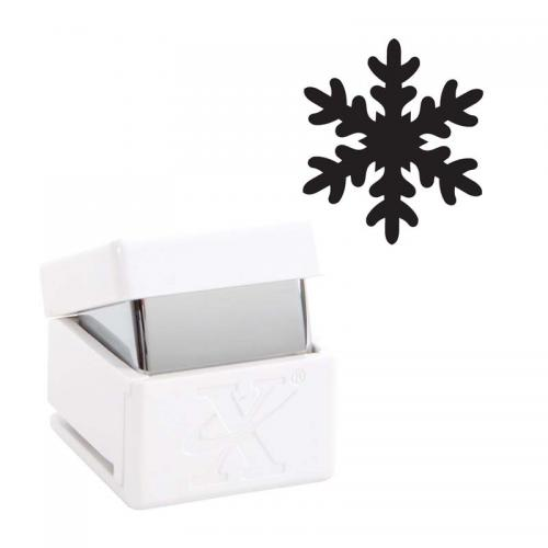 Xcut Medium Palm Punch - Snow Crystal