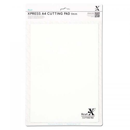 Xcut A4 Xpress Cutting Pad (3mm) White